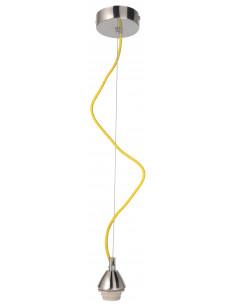 LAMPA ZWIS OPRAWKA NA ŻARÓWKĘ KABEL NAVE 0110815 DEKOR