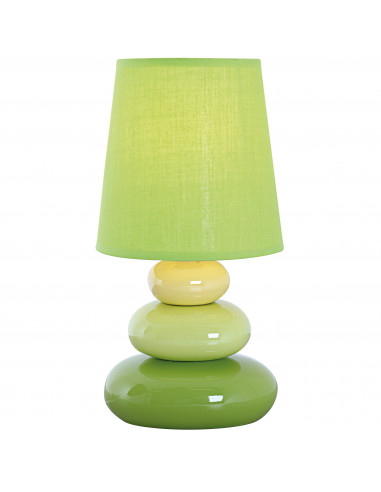 Lampa biurkowa Stone Nave 3045317 - Zielona